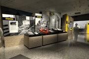 Výstava o love na bin Ládina.