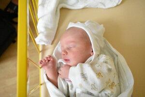 Ján Jamrich (3460 g, 52 cm) sa narodil 14. októbra Anne a Michalovi z Nového Mesta nad Váhom.