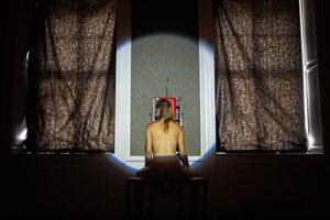 Výstava nahých žien v Bratislave