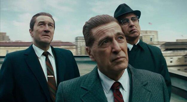 Robert De Niro, Al Pacino a Ray Romano.
