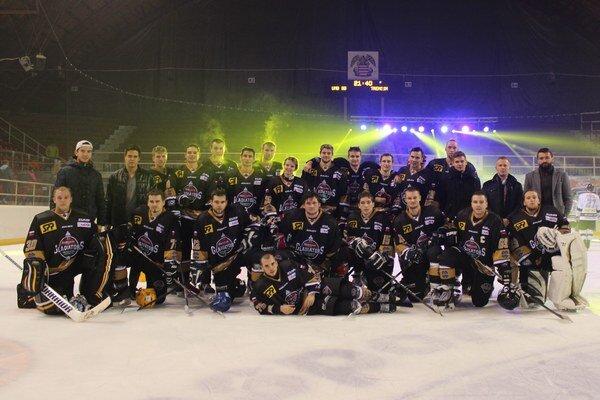 Gladiátori hrajú EUHL druhý rok.