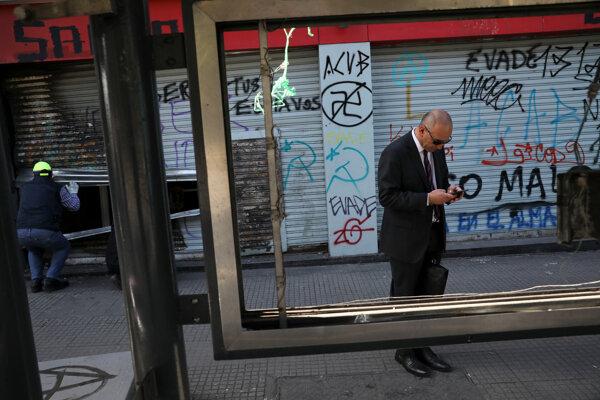 Čile summit OSN zrušilo.
