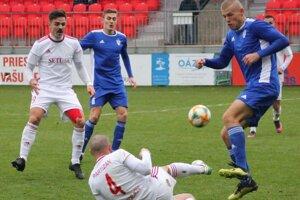 Bardejovčania dali Dubnici tri góly.