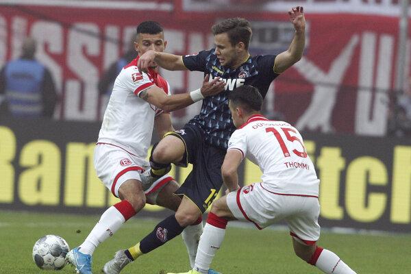 Zápas Düsseldorf - Köln
