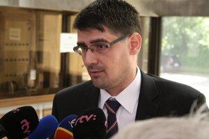 Štátny tajomník Ministerstva školstva, vedy, výskumu a športu SR Peter Krajňák.