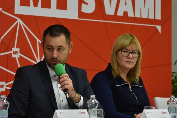 Radko Gavliak, riaditeľ Úradu práce sociálnych vecí a rodiny Prievidza.