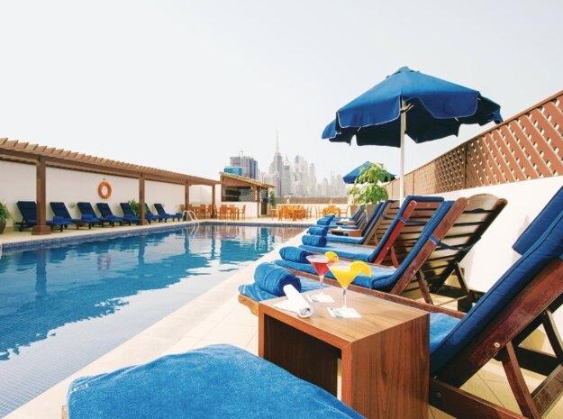 Citymax Bur Dubai 3*