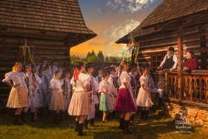 Zo série Ro(c)k na dedine, foto Jano Štovka.