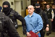 Právoplatne odsúdený Rastislav Šitta.