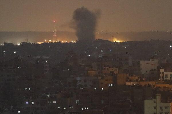 Izrael, USA i EÚ považujú Hamas za teroristickú organizáciu.