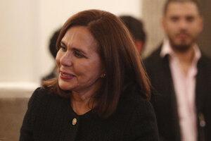 Karen Longaric.