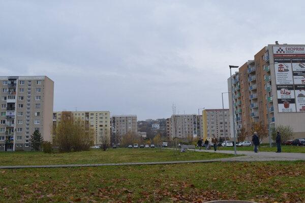 Investor má právoplatné územné rozhodnutie na výstavbu štyroch deväťpodlažných bytových domov.
