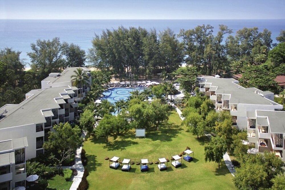 Holiday Inn Resort Phuket Mai Khao Beach 4*, Thajsko