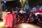 Vianočné trhy na Terase štartujú v piatok.
