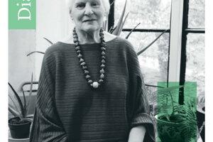 Diana Athill: Niekde ku koncu (prel. Jana Juráňová, Aspekt 2019)