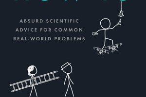 Známy komixový autor Randall Munroe a bývalý zamestnanec NASA vydal novú knihu, ktorá približuje vedu zábavným spôsobom. Nemusíte rozumieť jadrovej fyzike, aby vás kniha bavila.