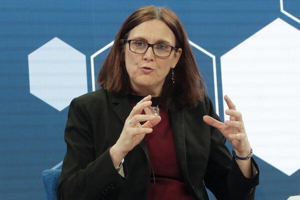 Cecilia Malmströmová.