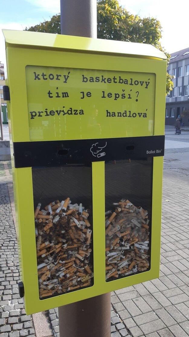 Možnosť hlasovať občania Prievidze využívali vo veľkom.