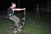 Stroje sú vhodné pre deti aj dospelých.
