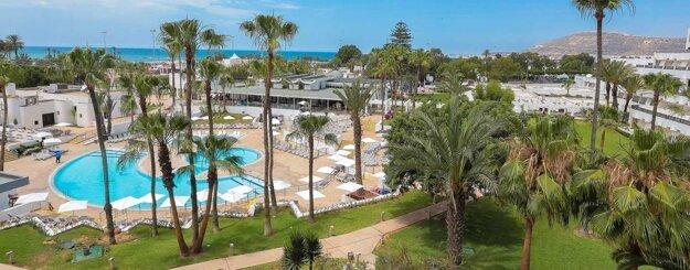 Hotel Allegro Agadir 4*, Agadir, Maroko.
