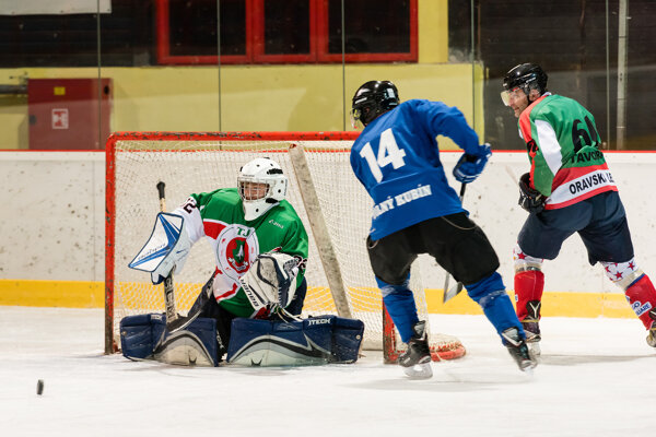 Oravská Lesná odohrala s lídrom súťaže dobrý zápas.