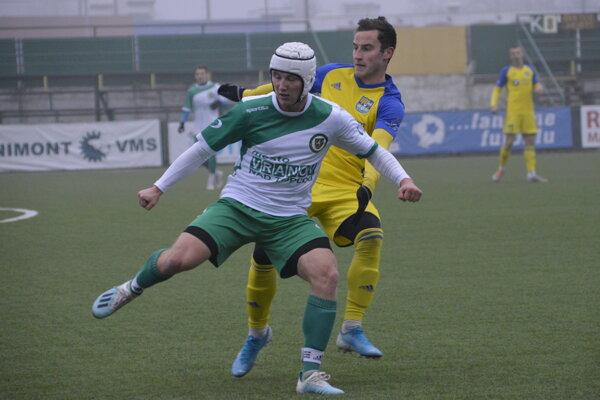 V prípravnom zápase s Košicami nastúpil za Vranov aj Martin Murcko. Po vážnom úraze hlavy hráva s ochrannou prilbou.