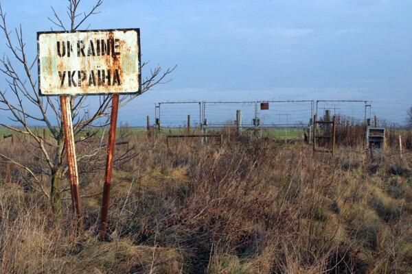 Tadiaľ prešli v ´68. roku tanky okupačných vojsk.