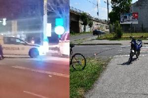 Kristínku vlani zrazil vodič na motocykli, tento rok mladá šoférka na osobnom aute.