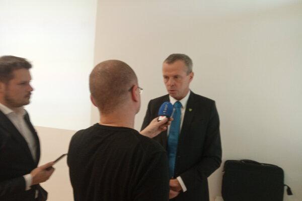 Peter Fiabáne predstavil možnosti dohody s Georgeom Trabelssiem.