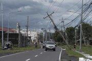 Spustošené Filipíny.