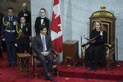 Julie Payettová prezentovala priority novej vlády premiéra Justina Trudeaua.