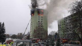 Výbuch v prešovskej bytovke si vyžiadal viacerých mŕtvych (video)