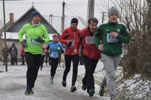 Na trať 18. ročníka Hôreckej šestky sa v sobotu vydalo 190 bežcov.