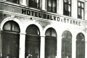 Hotel Balko & Štarke