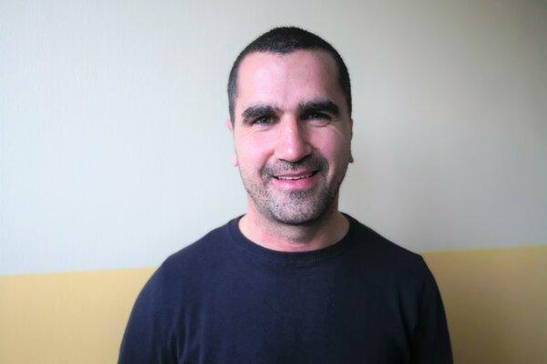 Daniel Fernández Cantalapiedra.