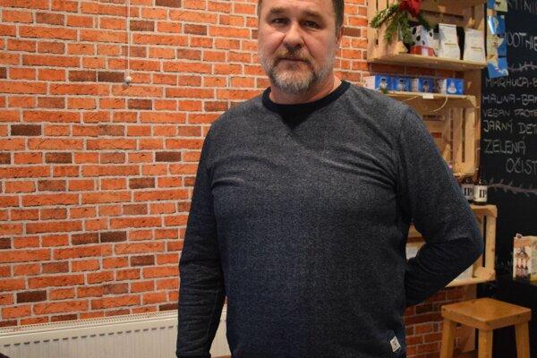 Marian Šouc daroval krv už 103-krát.