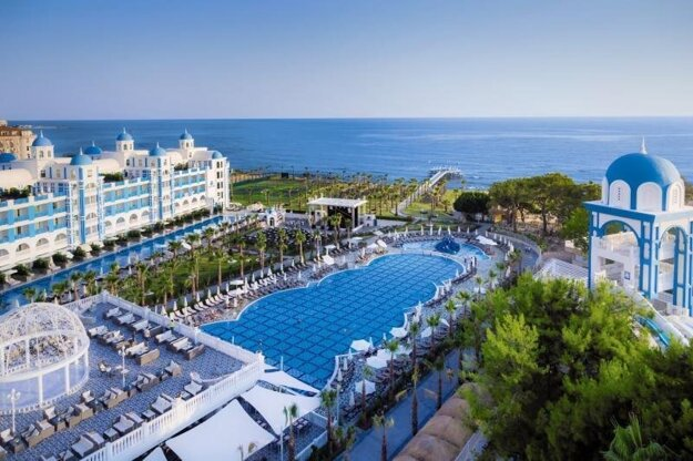 Rubi Platinum Spa Resort & Suites 5*, pozrieť viac foto >>>