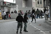 Protest v Libanone sprevádzali násilností.