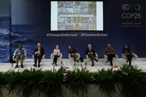 Klimatická konferencia OSN v Madride skončila neúspechom.