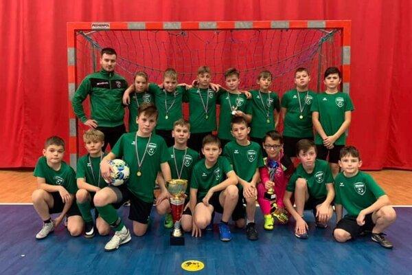 V kategórii mladších žiakov triumfovala Oravská Jasenica.
