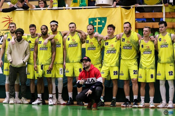 Žilinskí basketbalisti majú svoju oficiálnu hymnu. Naspieval ju raper Rosko (na foto dolu).