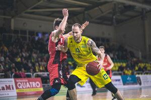 V smečiarskej súťaži sa predstaví aj hráč Patriotov Viktor Juríček.
