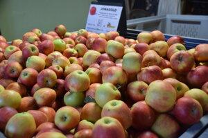 Slovenské jablká majú lepšiu chuť i kvalitu.