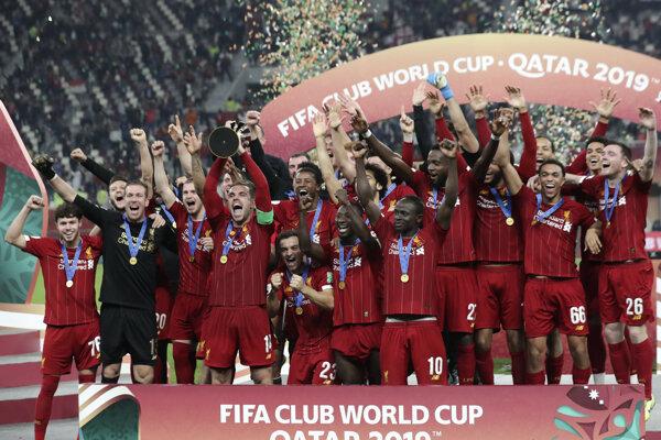 Liverpool vyhral klubové MS.
