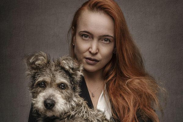 Ochrankyňa práv zvierat Zuzana Stanová