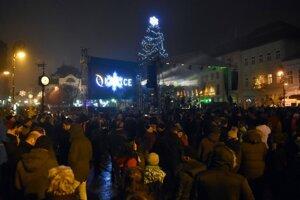 Košičania chodili na Hlavnú ulici obdivovať ohňostroj, tento rok nebude.