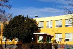 Zateplená škola v Chorvátskom Grobe