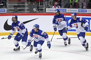 Slovensko počas MS v hokeji do 20 rokov 2020.