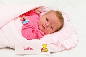 Eliška Siegelová z Prievidze sa narodila 1.1. v Bojniciach