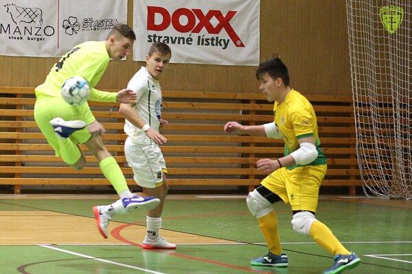 Ševčík sa stal s trinástimi gólmi najlepším strelcom MŠK v základnej časti.